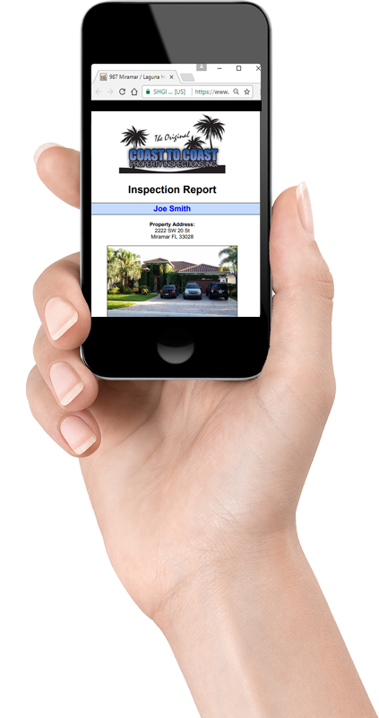 Detailed and Interactive Home Inspection Report